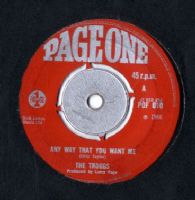 Troggs,The - Any Way That You Want Me/66-5-4-3-2-1 (POF 010)
